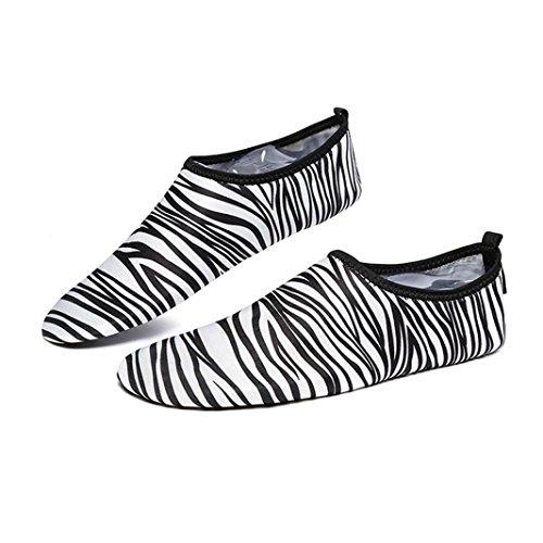 Beach Yoga Black Dry Socks Unisex Shoes Quick Beach Surf Aqua Shoes Swimming Shoes Water Men Water Exercise Women Kingwo Sport 7Yvxwnz