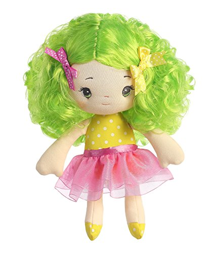 51z6qJEyr8L Aurora World Cutie Curls Jade Doll