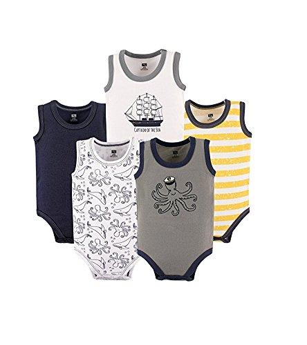 Hudson Baby Sleeveless Bodysuit Captain product image