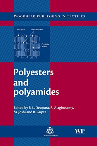Polyesters and Polyamides (Woodhead Publishing Series in Textiles)