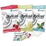 Miradent Xylit Bonbons Minze (60g) AKTIONSPREIS