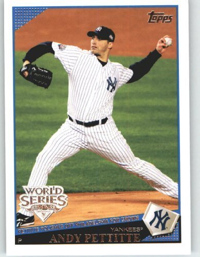 andy-pettitte-highlight-polishes-off-philadelphia-for-crown-2009-topps-new-york-yankees-world-series