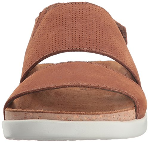 KOI Sandals Woman N5093 40 Leather Wood Velcro Pleasant PxwpYH