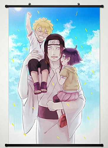 Wall Scroll Poster Fabric Painting For Anime Naruto Key Roles 649 S