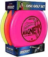 Discraft Beginner Disc Golf Set, 3-Pack