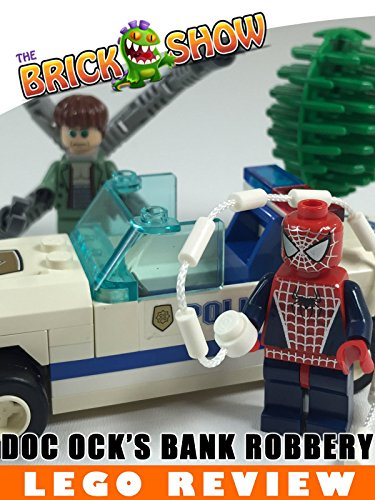 LEGO Spider-Man 2 Doc Ock's Bank Robbery Review (4854) (Spider Man Two)