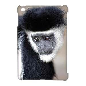 TOSOUL Monkey Pattern 3D Case for iPad Mini