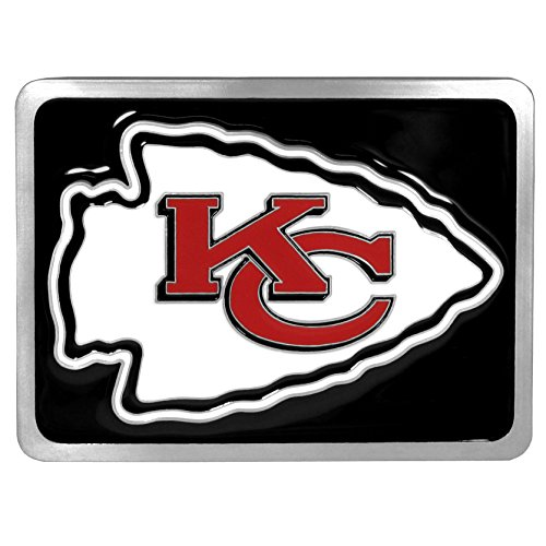Kansas City Chiefs NFL Hitch Cover ()