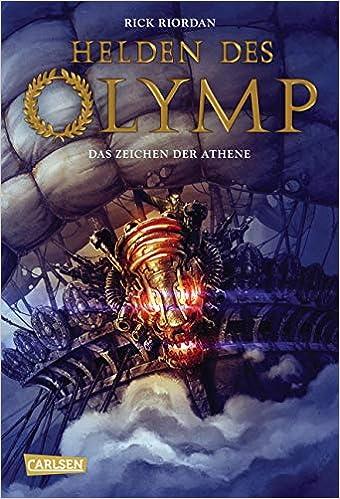 new styles size 7 new styles Helden des Olymp 3: Das Zeichen der Athene (3): Amazon.de ...