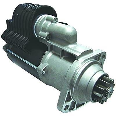 Parts Player New Starter Replaces 24 Volt Bosch 0-001-241-008, Weichai Power 612600090293