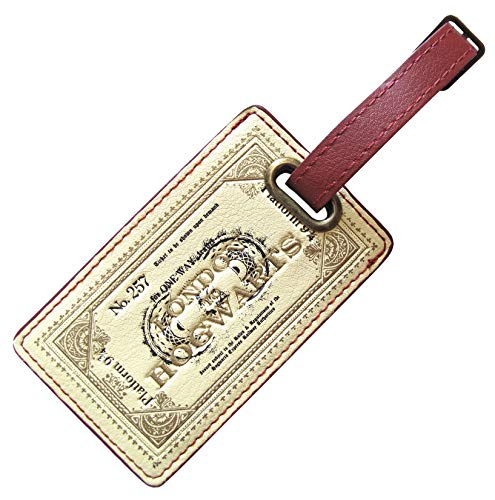 Harry Potter Ticket Luggage Tag Standard