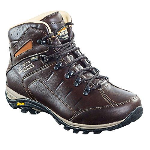 Meindl Shoes Tessin Identity Men - Marrone Scuro Marrone Scuro
