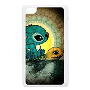 Lilo & Stitch iPod Touch 4 Case White Customize Toy zhm004-3888865