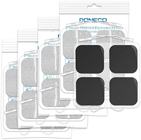 DONECO Electrodes 20 Pack Electro Therapy product image