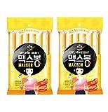 Korean CJ Maxbon Fish & Cheese Sausage Sticks (2 Pack)