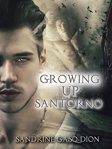 Growing Up Santorno Sandrine Gasq Dion ebook product image