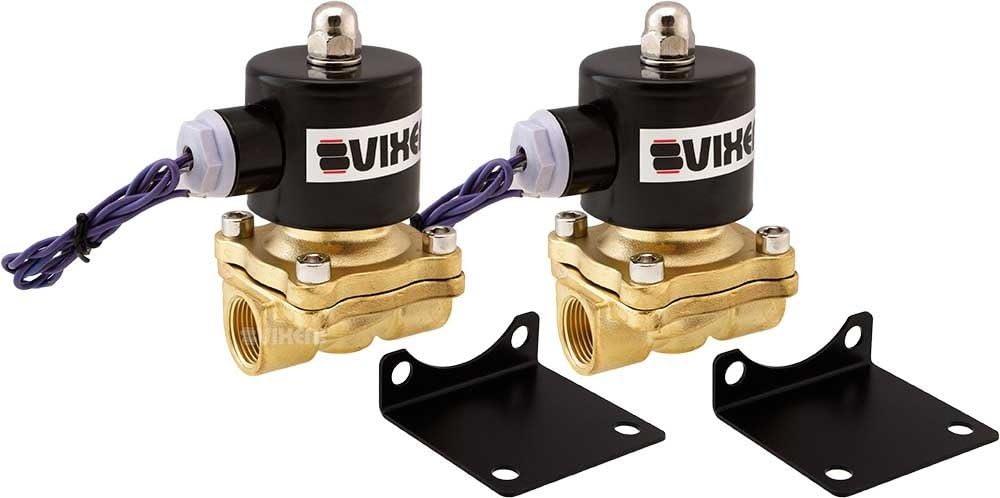 Vixen Horns Onboard Train//Air Horn Tank Installation Kit VXK9801