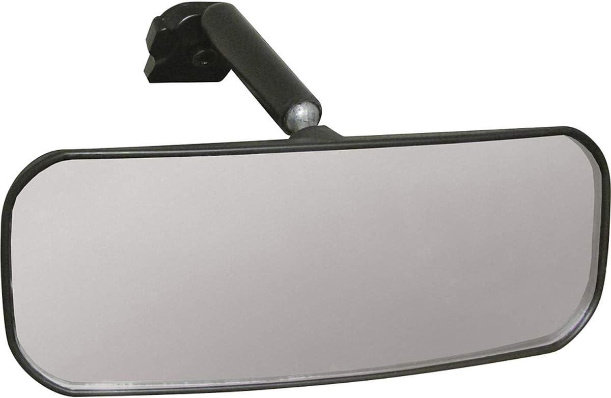 One Size Black Seizmik Rear View Mirror 1.75 Street Motorcycle Accessories