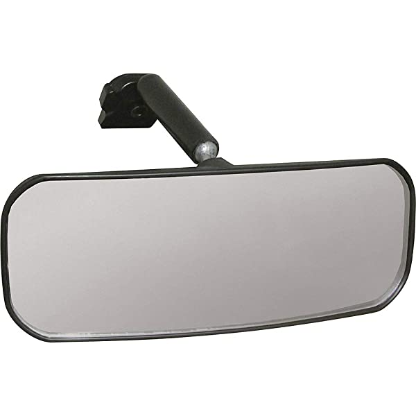 Seizmik 18080 UTV Side View Convex Mirror for 1.75in Roll Tube Pair
