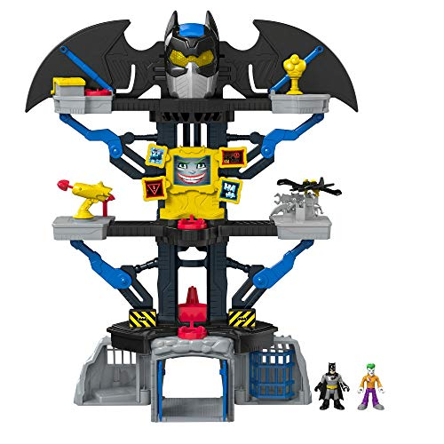 Fisher-Price Imaginext DC Super Friends, Transforming Batcave