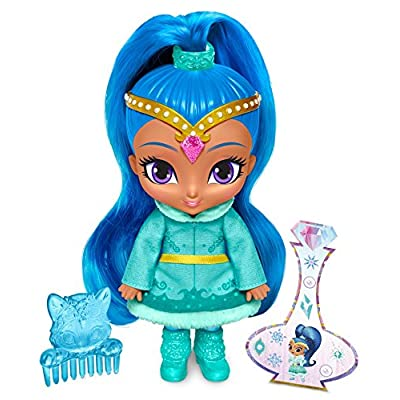 Fisher-Price Nickelodeon Shimmer & Shine, Winter Wishes, Shine: Toys & Games