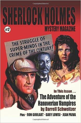 Sherlock Holmes Mystery Magazine #2
