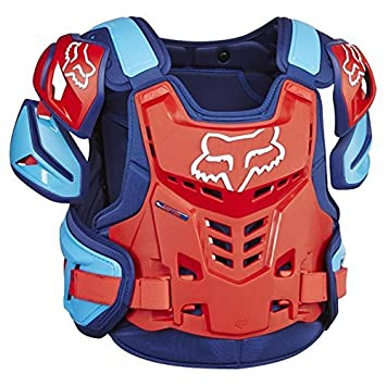 Fox Cuirasse Raptor Gilet Rouge