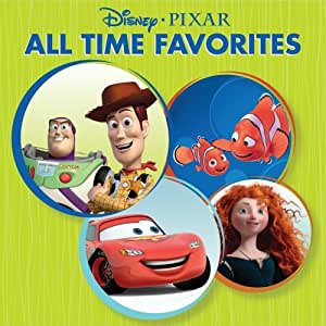 Disney*Pixar All Time Favorites
