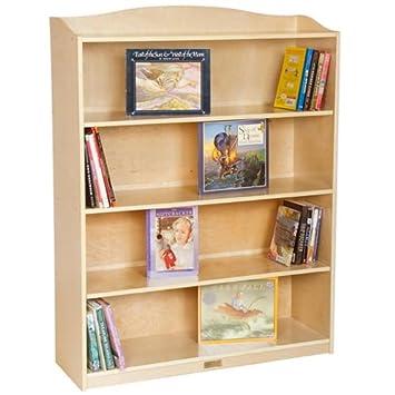 Guidecraft 5 Shelf Bookshelf