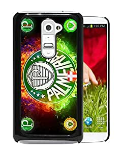 Beautiful And Fashional Designed Cover Case For LG G2 With Palmeiras Black Phone Case 7