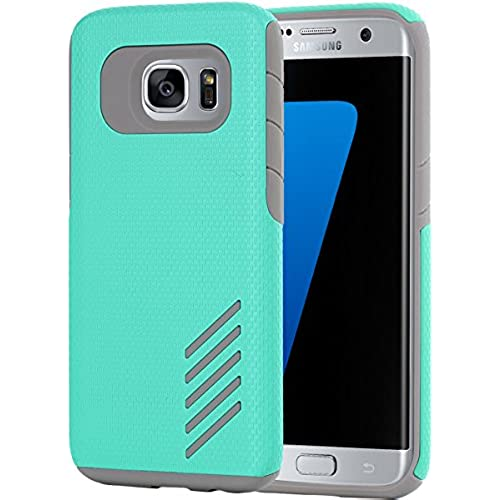 Galaxy S7 Edge Case, S7 edge Case, BENTOBEN Slim Anti-slip Shockproof Protective Case Cover for Samsung Galaxy Sales