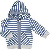 Mini A Ture Baby Jungen (0-24 Monate) Kapuzenpullover blau blau