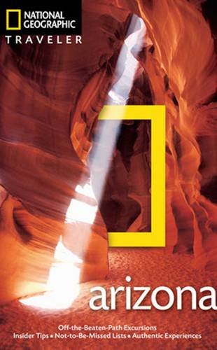 National Geographic Traveler: Arizona, 4th edition