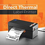 InstaShip Label Printer - Direct High-Speed Thermal Printing - Easy to Setup For Home or Office Use - No Ink Req – Compatible with Amazon, eBay, Etsy, Shopify – 4×6 Label Printer – Compare to Dymo 4XL