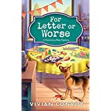 For Letter or Worse: A Cozy Mystery (Stationery Shop Mystery Book 2)