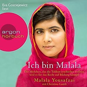 Ich bin Malala Hörbuch