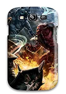 Josie Blaser's Shop Galaxy S3 Dota Print High Quality Tpu Gel Frame Case Cover