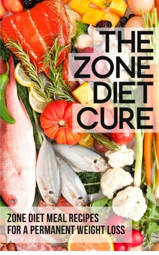 Zone Diet Cure Recipes Permanent product image