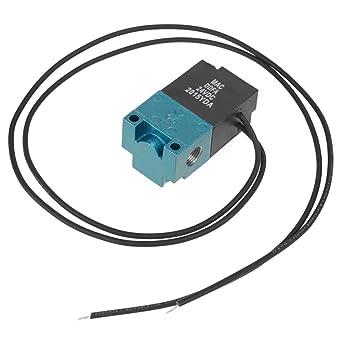35A-ACA-DDFA-1BA - Válvula solenoide de alta frecuencia DC24V 12.7W