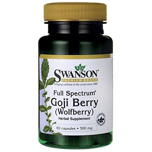 Swanson Goji Berry