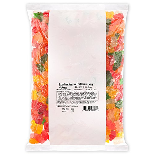 Albanese Candy Sugar Assorted 5 pound product image