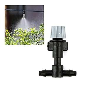 Jardín boquilla, foutou mecánico automático temporizador manguera de jardín Rociador de agua riego controlador