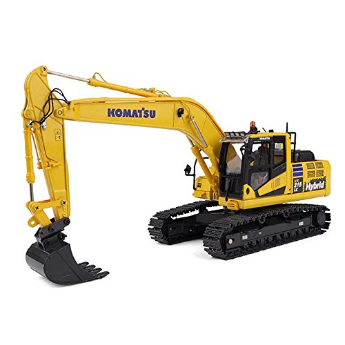 Komatsu HB215LC-2 Excavator 1/50 Diecast Model by First Gear 50-3321