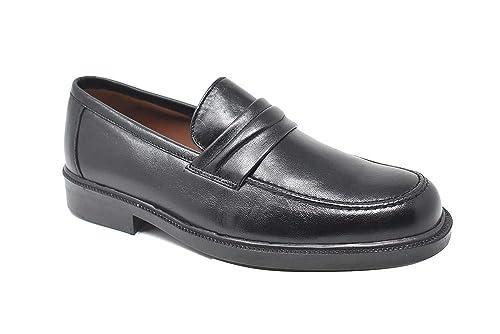 43d8cc8c63e Zapato mocasín Ancho Especial - Baerchi 1658: Amazon.es: Zapatos y ...