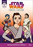 Star Wars Forces of Destiny Daring Adventures: Volume 1: (Sabine, Rey, Padme)