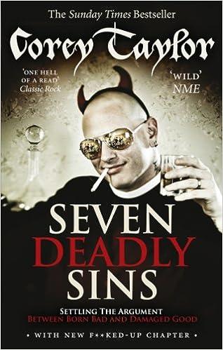 Seven deadly sins corey taylor pdf.