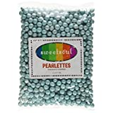 Candy Buffet Bulk-Milk Chocolate Perlettes-Sparkling Blue X 2 LB, 0.90-Kilogram