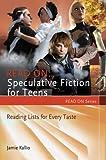 Read on... Speculative Fiction for Teens, Jamie Kallio, 1598846531