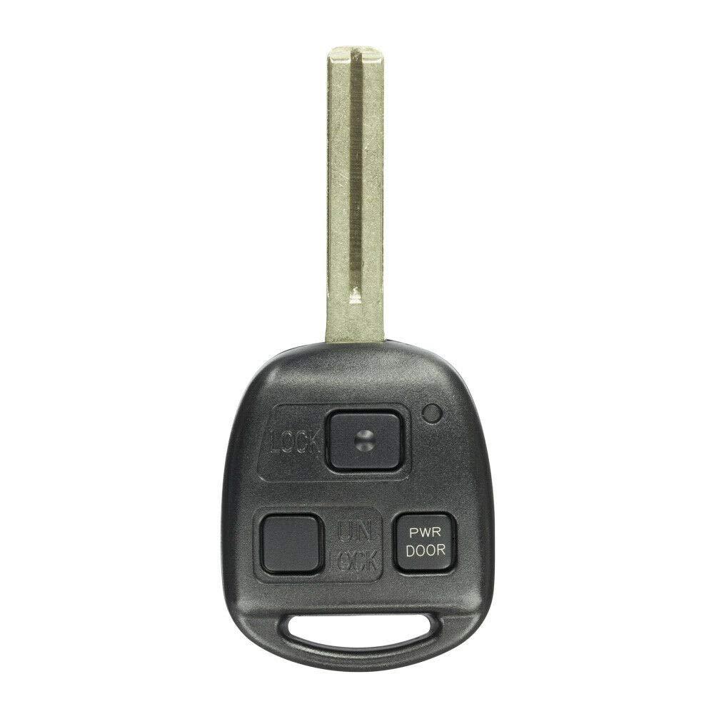 FikeyPro Keyless Remote Key Fob for Lexus 2004 2005 2006 RX330 2007 2008 2009 HYQ12BBT