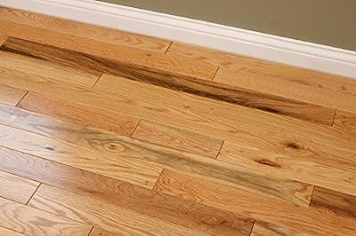 "Elk Mountain Oak Natural 3/4 x 3-1/4"" Solid Hardwood Flooring SAMPLE"